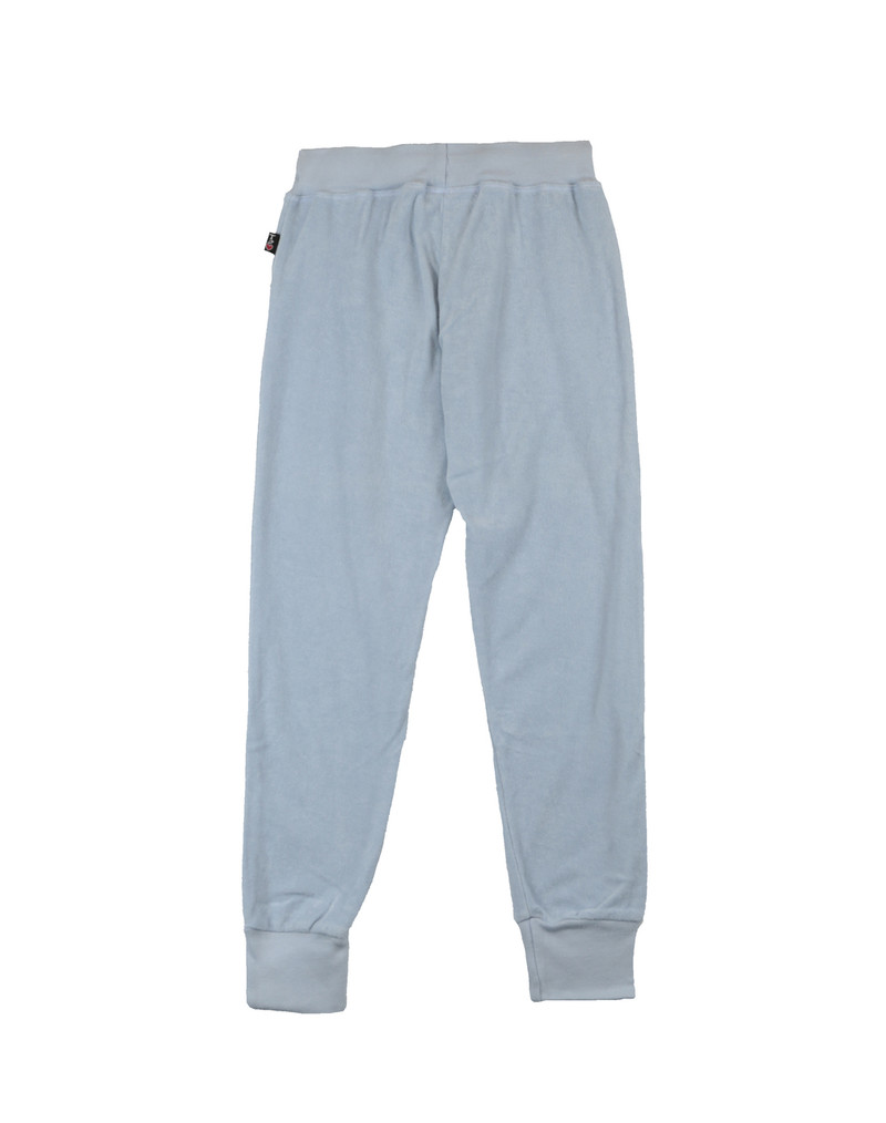 SKY POCKET SWEAT PANTS WITH CUFF BACKVIEW