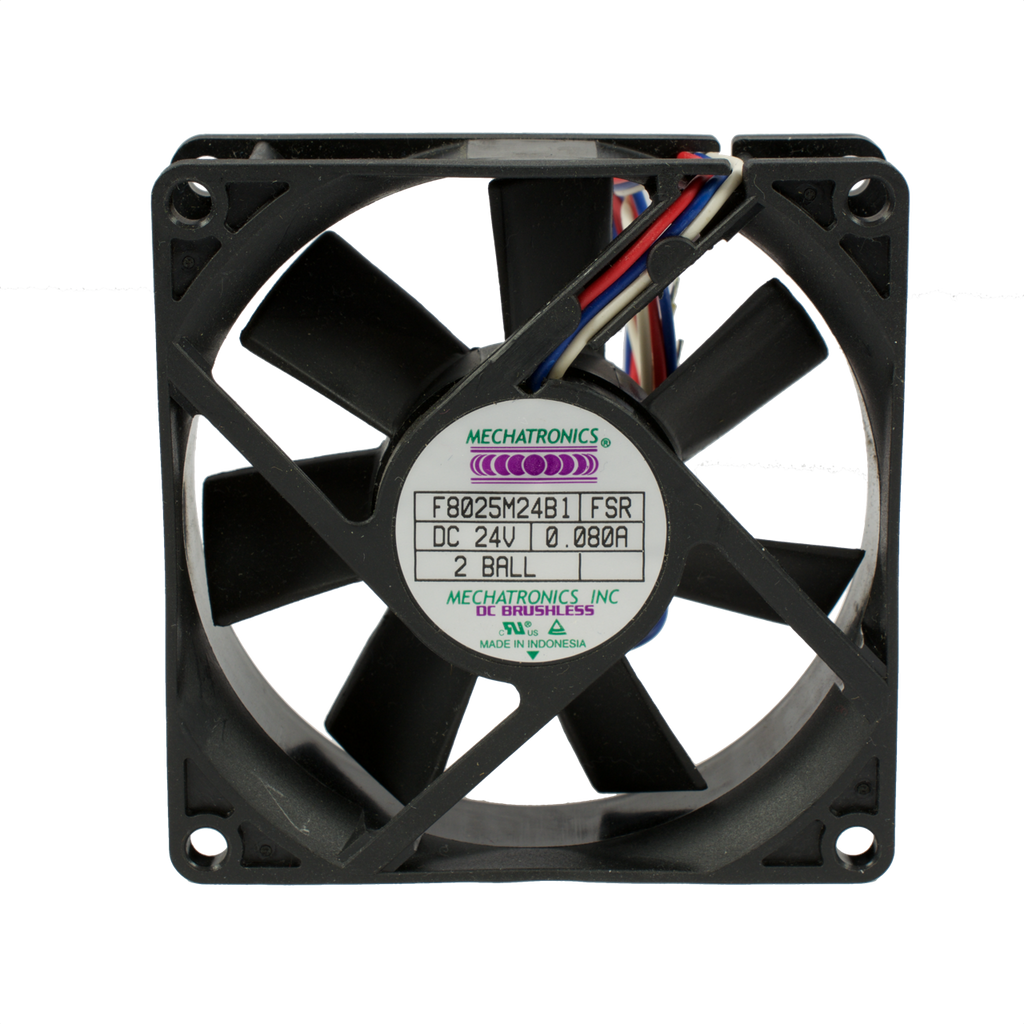 """Fan for 7.5"""" CXI and CXI IT."""