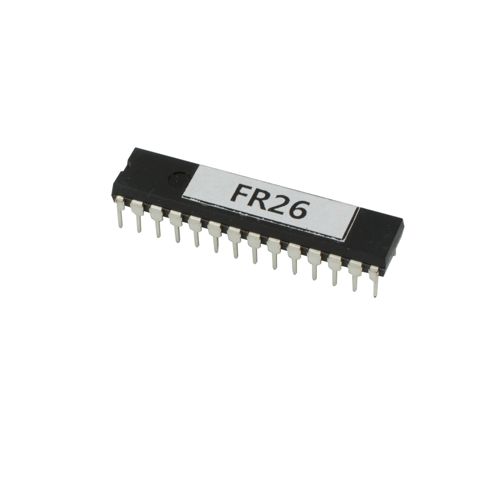 Control Chip for Forerunner with 16 MHz crystal