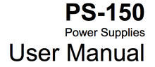 User's manual for IT series of products.