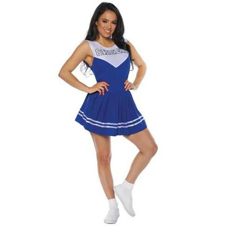 Underwraps BLUE Underwraps Womens Cheer Costume - UR29844LG