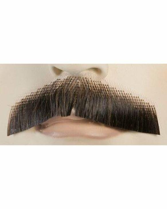 Lacey Chevron Cop Fake Costume Human Hair Mustache