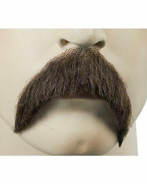 Lacey Walrus Human Hair Fake Mustache