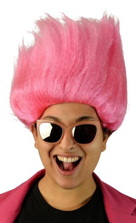 Lacey Troll Doll Wig