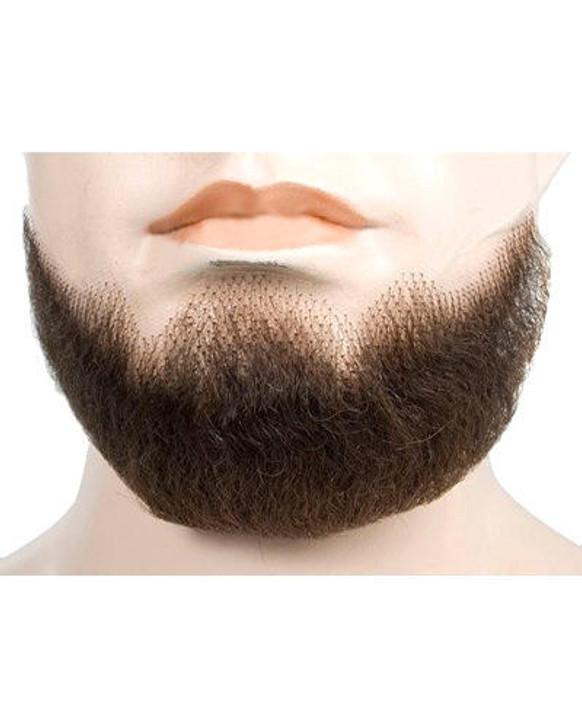Lacey Blue Beard Costume Fake Facial Human Hair
