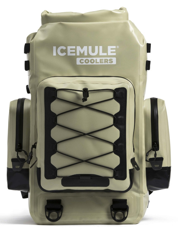 IceMule Boss - Front
