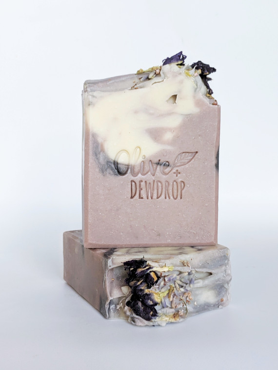 Inner Peace - Cold Process Soap by Olive and Dewdrop Soap Co.
