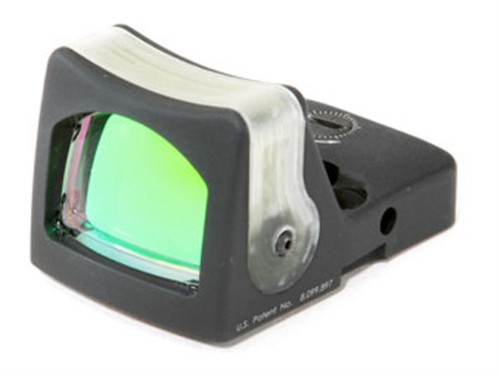 Trijicon RMR - Dual Illuminated 12.9MOA Green Triangle