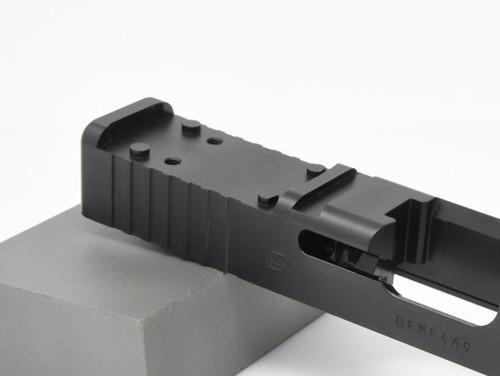 Glock Optic Cut - Leupold Delta Point Pro (Forward Irons Configuration)