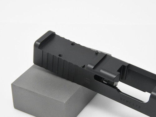 Glock Optic Cut - Trijicon RMR with Forward Set Dovetail