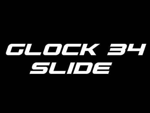 Glock 34Gen4 Stripped Slide (NEW Factory Take Off)