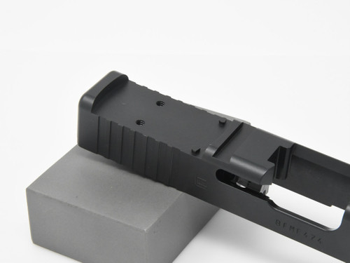 Glock Optic Cut - Burris FastFire 3  (Forward Irons Configuration)