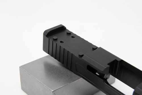Glock Optic Cut - Leupold Delta Point Pro  (Deletes Rear Iron Sight)