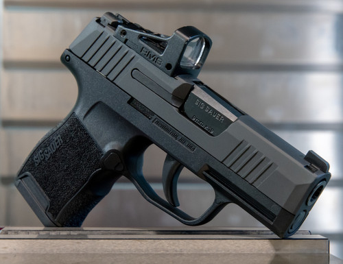 Sig P365 Optic Cut - Shield RMS/RMSc