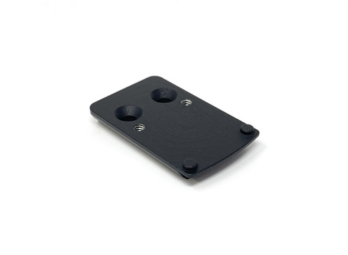 "Optic Adapter Plate - Shield RMSc to Trijicon RMR - Glock 43 (0.160"" )"