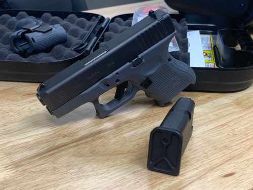 Glock 26 Gen4 - Grey Frame (1 Mag) - Dealer Demo Gun