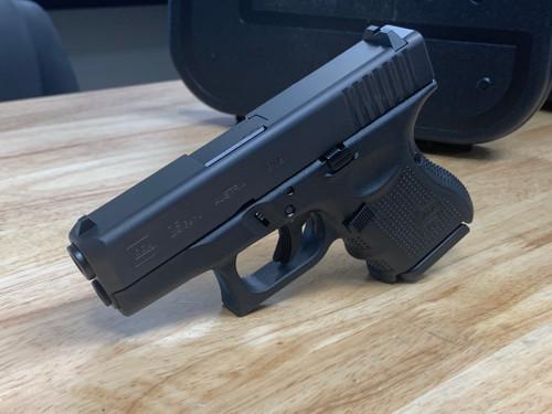 Glock 26 Gen4 - Black Frame (3 Mags) - Dealer Demo Gun