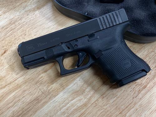 Glock 29 Gen4 - 10mm- Black Frame (3 Mags) - Dealer Demo Gun