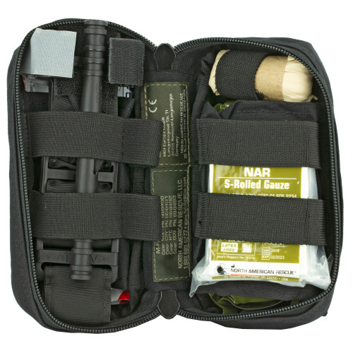 North American Rescue - M-FAK - Mini First Aid Kit