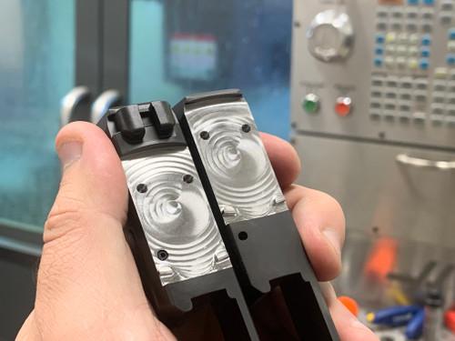 Sig P365 Optic Cut - Holosun 407k/507k