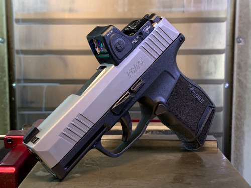 Sig P365 Optic Cut - Trijicon RMRcc