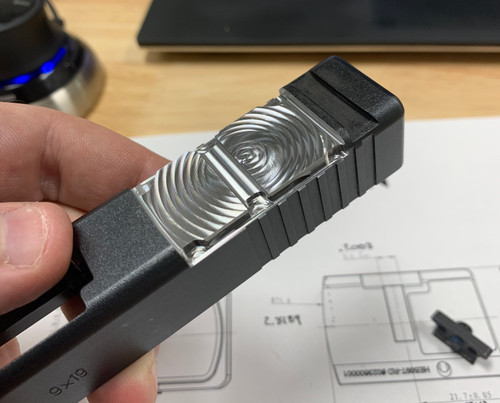 Glock Optic Cut - Holosun 509T (Standard Configuration)