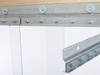 Standard Wall Mount Strip Door Kit
