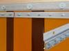 Weld Screen Wall Mount Strip Door Kit