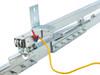 Anti-Static Accordion Fold Strip Door Kit