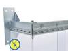 Anti-Static Stand-Off Mount Strip Door Kit