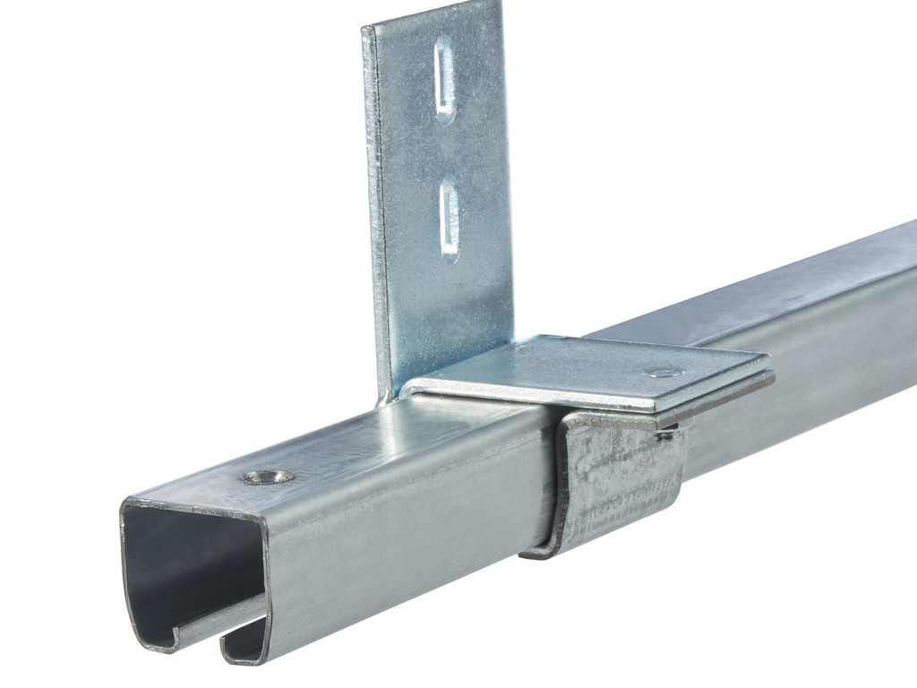 Accordion Fold Strip Door Hardware