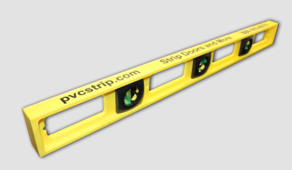 PVCStrip.com Ruler & Level
