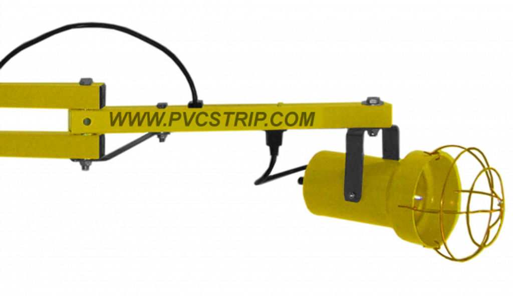 Loading Dock Lights with Polycarbonate Incandescent Light Head