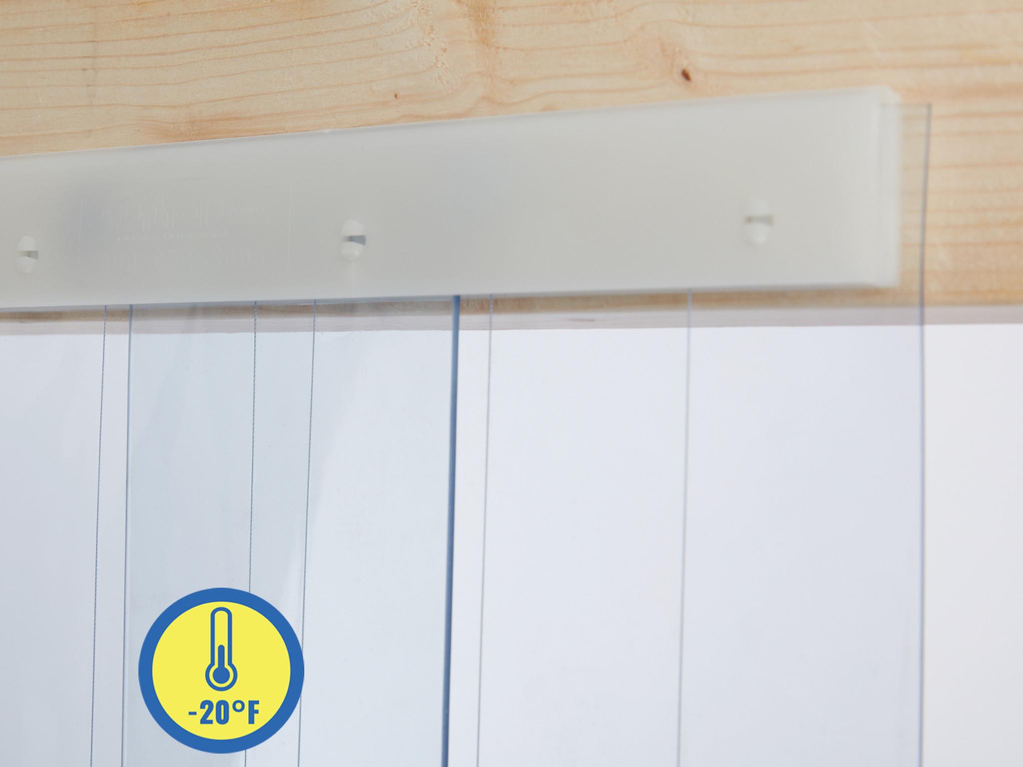 Snap Strip Cooler Strip Door Kit Pvcstrip Com