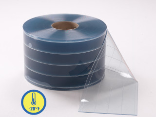Low Temp Reinforced PVC Strip