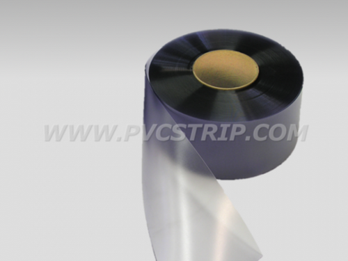 Standard Frosted PVC Strip Rolls