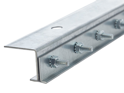 Jamb Mount Strip Door Bracket