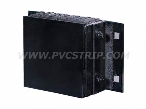 Steel Faced Laminated Rubber Dock Bumpers