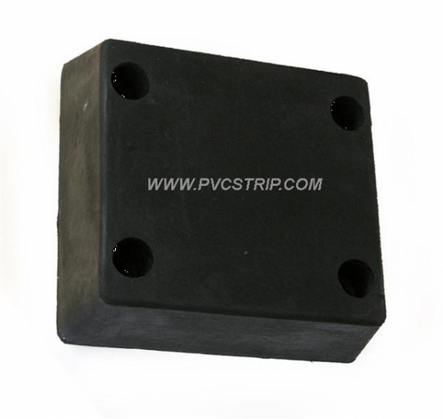 Molded Rubber Dock Bumpers