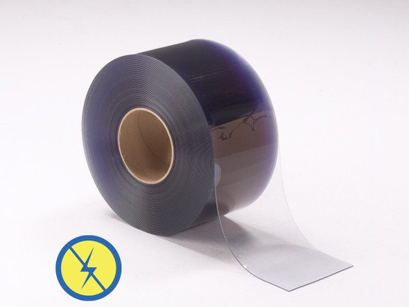 Anti-Static Smooth PVC Strip Rolls