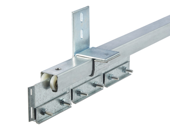 Weld Screen Slide Mount Strip Door Kit