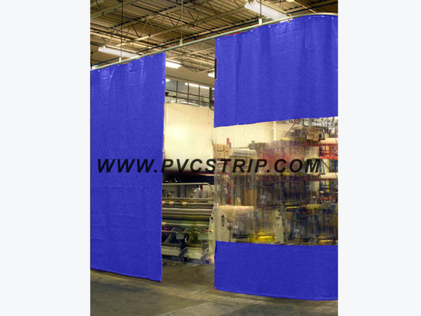 Ready-To-Ship Industrial Curtains & Room Dividers