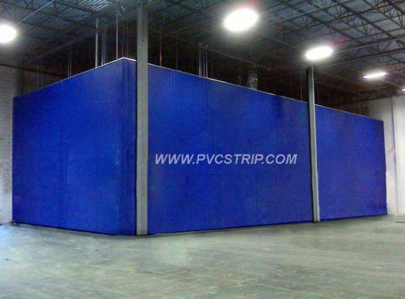 Custom Industrial Curtain Walls