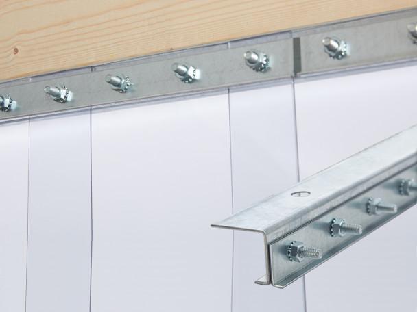 Standard Jamb Mount Strip Door Kit