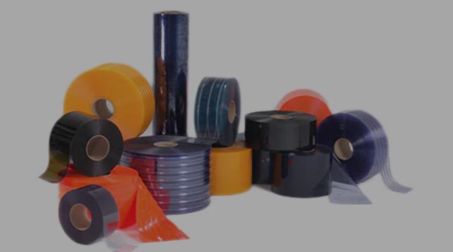 PVC Strip Bulk Rolls