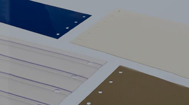 Strip Door Replacement Strips