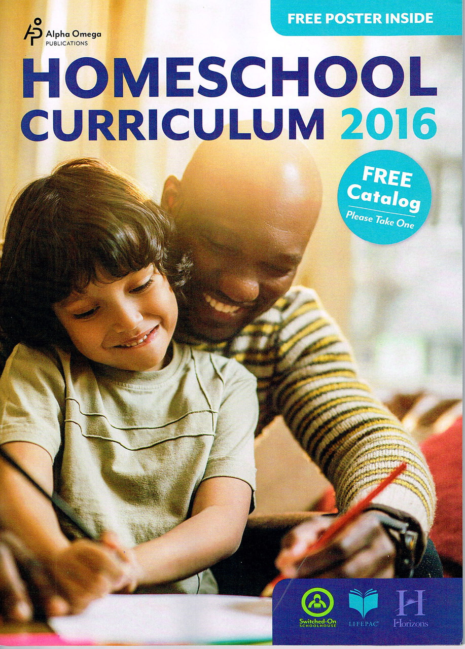 FREE Home School Catalogue - All Things New