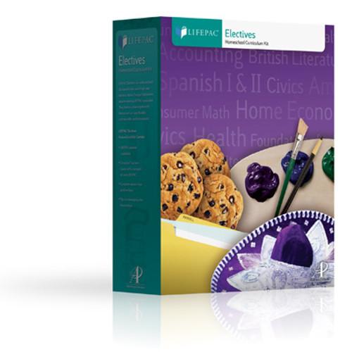 LIFEPAC Consumer Math Boxed Set