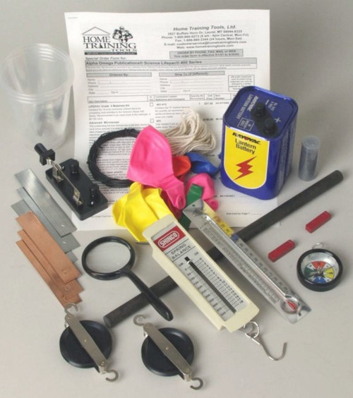 Lab Kit for LIFEPAC Science Grade 4