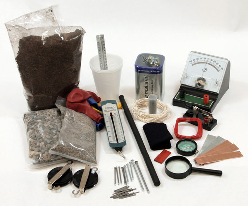 Lab Kit for Switched-On Schoolhouse & Monarch Science, Grade 4